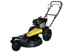 Lawn mower with side discharge TRL 60 with engine Honda  GCV190 OHC - 55 cm