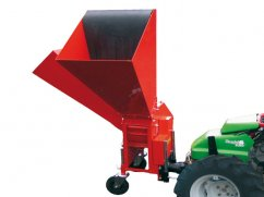 Shredder BIO 150 for PTO two wheel tractor - ø 9 cm