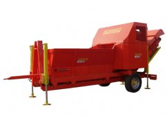 Shredder BIO 930 with engine Iveco Diesel - No-Stress - 175 hp