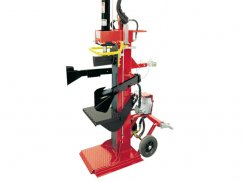 Woodsplitter WL 18 C/1100 for tractor PTO - 18 ton