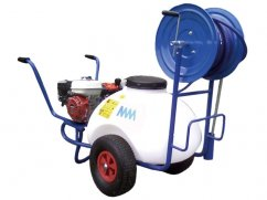 Sprayer 70 liter - pump AR252 - engine Honda GX 160 OHV