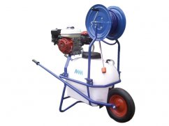Sprayer 90 liter - pump AR252 - engine Honda GX 160 OHV