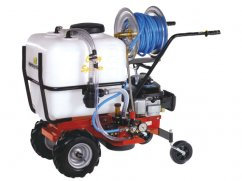 Sprayer CARRY SPRAYER with engine Honda GCV160 OHC - 120 liter - 29 l/min