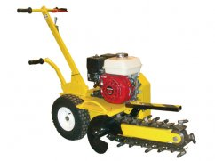 Trencher with engine Honda GX 160 OHV - 40 cm