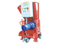 TRITO 40 - 250x680 with electric motor 380 V - 3 phase