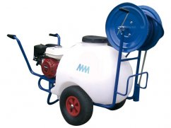 Sprayer 120 liter - pump AR252 - engine Honda GX160 OHV