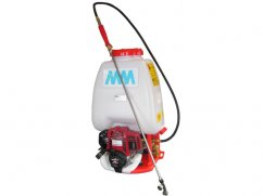 Knapsack sprayer - engine Honda GX25 - 25 liter - 8 l/m