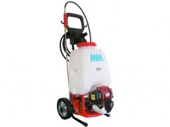 Sprayer on wheels - engine Honda GX25 - 25 liter - 8 l/min