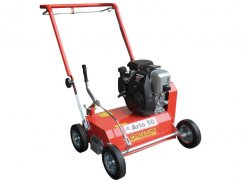 Scarifier 50 cm with engine Honda GC160 OHC fix knives