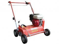 Scarifier 60 cm with engine Honda GX200 OHV mobile knives