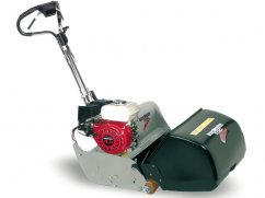 Reel mower 50 cm ribbed with engine Honda GX120 OHV