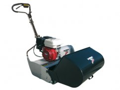 Reel mower 66cm ribbed with engine Honda GX120 OHV