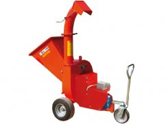 Shredder BIO 190 with electric motor380 V 3 phase - ø 10 cm