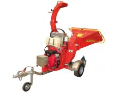 Shredder BIO 230 with engine Honda 20hp - 80km/h - No-Stress - ø 12 cm