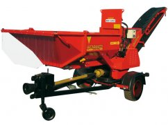Shredder BIO 600 for PTO tractor - No-Stress