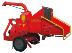 Shredder CIPPO 25 for for PTO tractor - No-Stress - ø 25 cm