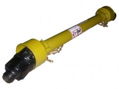 Cardan shaft torque limiter 100 cm double