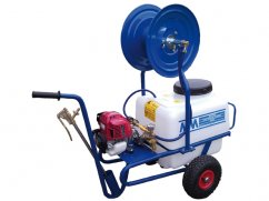 Sprayer 50 liter - pump MM308 - engine Honda GX25 - 25 cc