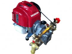Pump MM 308 with Honda GX25 engine - 8 l/min - 30 bar