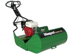 Reelmower 66 cm with engine Honda GX160 OHV - with rubber rear roller