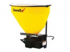 Salt spreader model SP-100 - 12 Volt - 109 kg