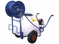 SPRAYER 120L AR252 ELECTRIC ENGINE 1.5HP