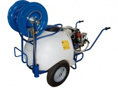Sprayer 120 liter - pump AR30 - engine Honda  GX160 OHV