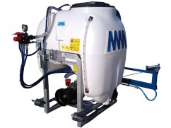 Portable sprayer 400 liter - pump AR813 for PTO