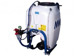 Portable sprayer 200 liter - pump AR30 for PTO