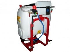 Portable sprayer 200 liter - pump AR252 for PTO