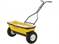 Salt spreader model SP-95 inox - 55kg
