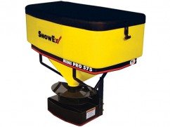 Salt spreader model SP-575X - 12 Volt - 209 kg