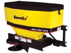 Salt spreader model SP-1875 - 12 Volt - 327 kg