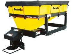 Salt spreader model SP-6000 - 12 Volt - 980 kg