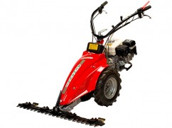 Cutting bar mower 117cm with engine Honda GX160 OHV