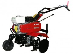 Hoe-tiller with engine Honda GX 160 OHV  80 cm