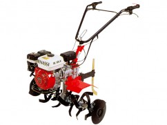 Hoe-tiller with engine Honda GX 160 OHV  90 cm