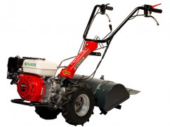 Motocultor with hoe-tiller 50 cm with engine Honda GX160 OHV - 1 speed forward + 1 reverse