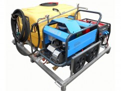 Weed control unit HWS 9 model pickup 1000 liter