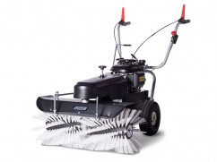 Sweeping machine 80 cm with engine Honda GCV135 OHC