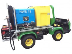 Weed control unit HWS 18 pick-up 1000 liter