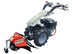 Stump machine for PTO two-wheel tractor