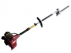 Long pole hedge-trimmer 52 cm - 1.26m - with engine Kawasaki TJ27