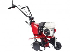 Hoe-tiller EURO 5 with engine Honda GP 160 OHV - 2 speeds forward + 1 reverse