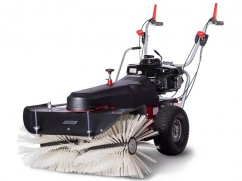 Sweeping machine 80 cm with engine Honda GXV160 OHV