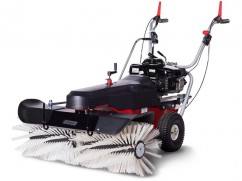 Sweeping machine 100 cm with engine Honda GXV160 OHV 5hp