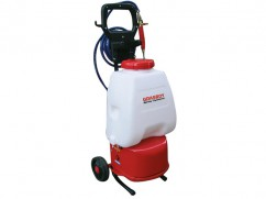 Sprayer on wheels - 12 Volt - 25 liter