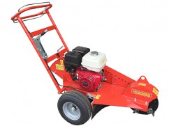 Stump machine with engine Honda GX390 OHV