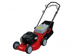 Lawnmower 42 cm with engine Briggs and Stratton 450 - steel deck - self-propelled