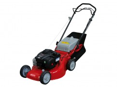 Lawnmower 47 cm with engine Briggs and Stratton 450 - steel deck - self-propelled